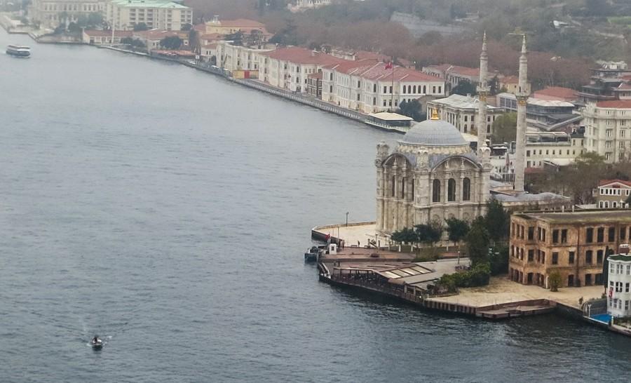 Első nap Isztambulban, avagy kulturális sokk két kontinens határán