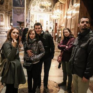 roma Sant'Agostino templom