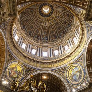 róma vatikán szent péter bazilika