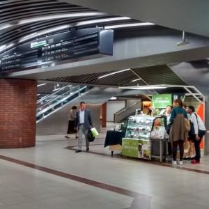 japán metrómegálló