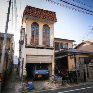 japán ház autó