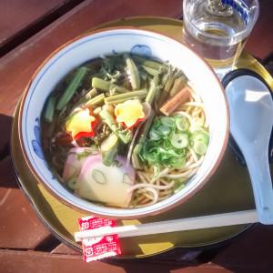 japán ramen leves
