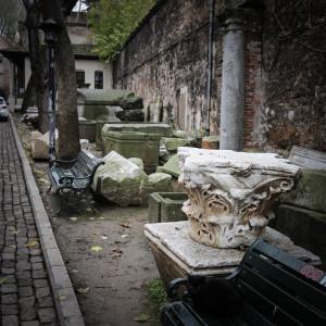 isztambuli archeológiai múzeum, topkapi