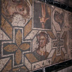ókori római mozaik