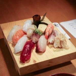 japán szusi nigiri