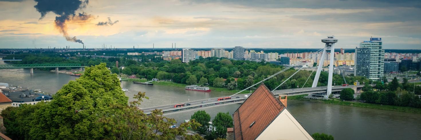 Újra Európából: Pozsony, a valamikori magyar főváros, kommunista építészetbe rejtve