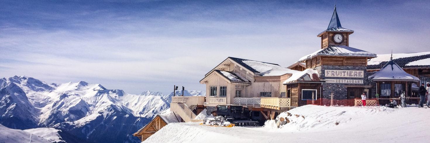 Le Deux Alpes, a kezdők és haladók síparadicsoma